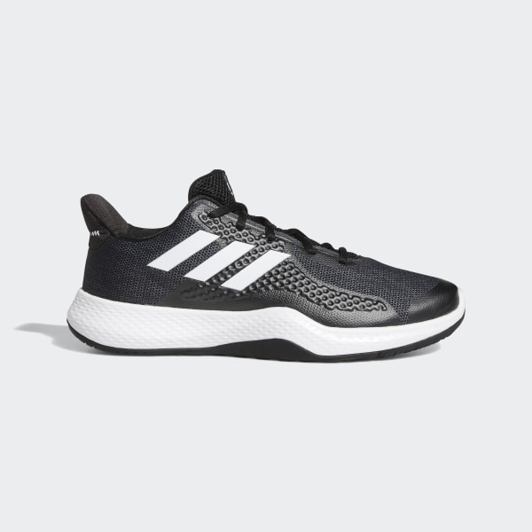 adidas FitBounce Trainers Black | adidas Switzerland