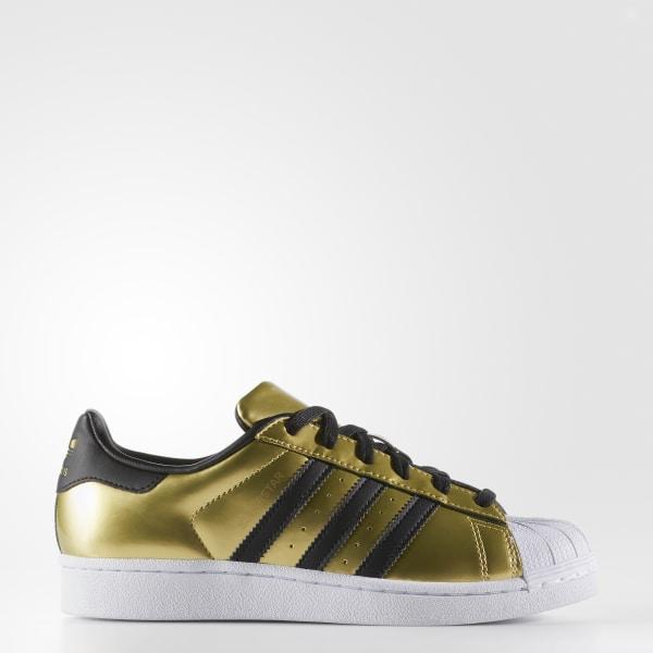 adidas superstar oro