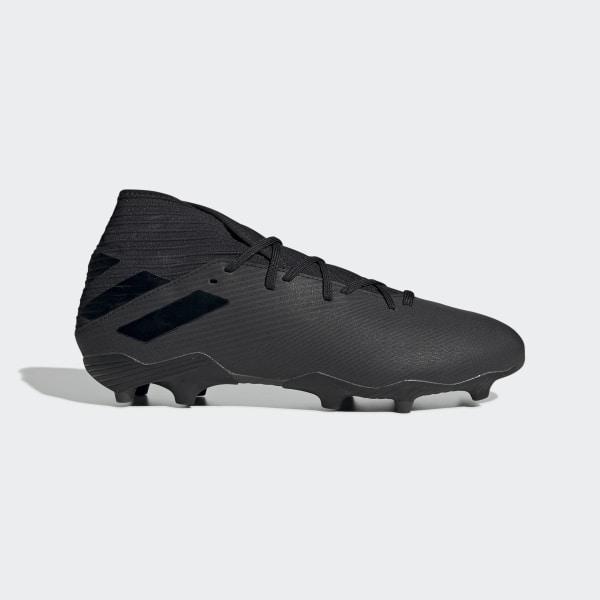 Bota de fútbol Nemeziz 19.3 césped natural seco Negro adidas | adidas España