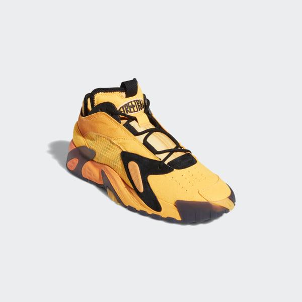 adidas Streetball Shoes Orange   adidas US