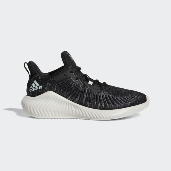 adidas Alphabounce+ Run Parley Shoes - Black | adidas US