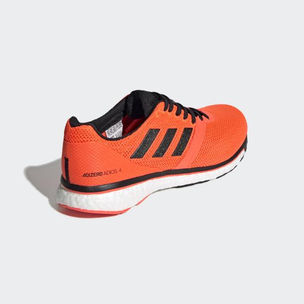 Größentabelle Adidas Schuhe Adizero Schuhe Orange