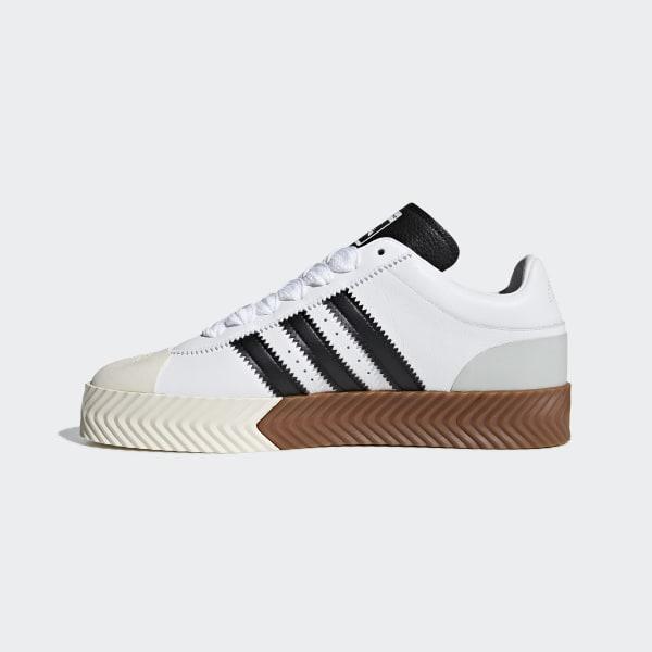 adidas Originals by AW Skate Super Shoes Core Black Core