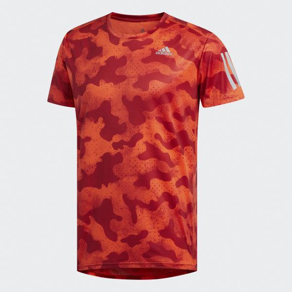 T shirt Own the Run Urban Camo