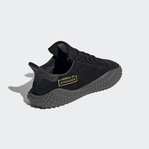 adidas Kamanda 01 Shoes Black | adidas Belgium