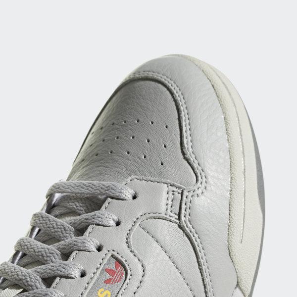 adidas Continental 80 Shoes - Grey | adidas UK