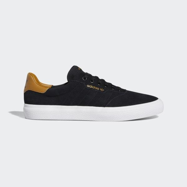 Details about Adidas 3MC Vulc Shoes BlackMesaWhite