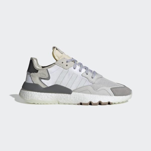 adidas Nite Jogger Schuh Weiß | adidas Deutschland