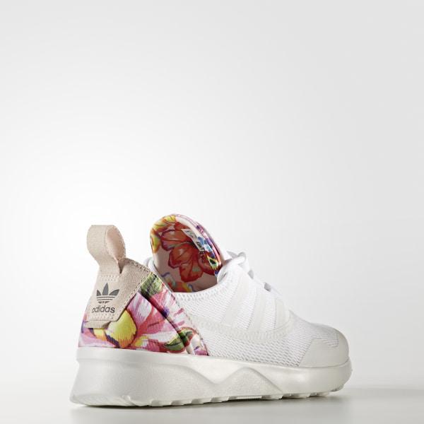 Mujer Adidas Originals ZX Flux ADV Virtue Primeknit Wmns