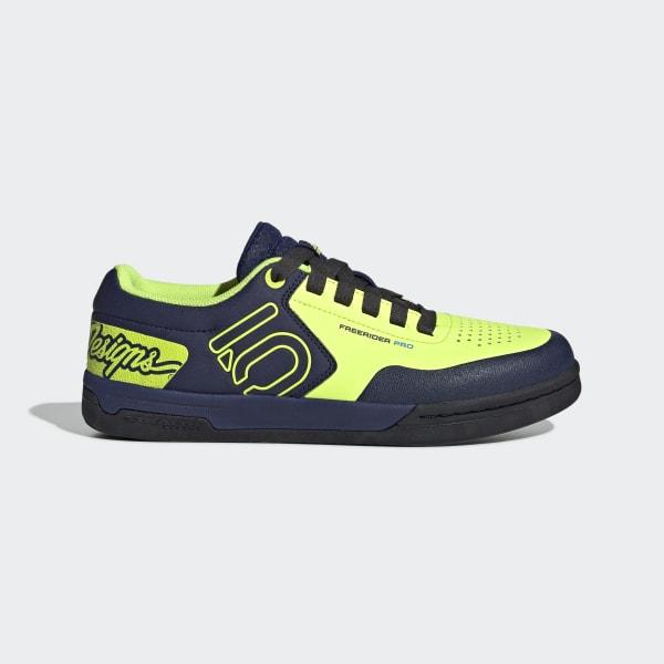 chaussure jaune adidas