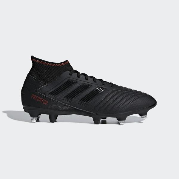 adidas alte da calcio nere