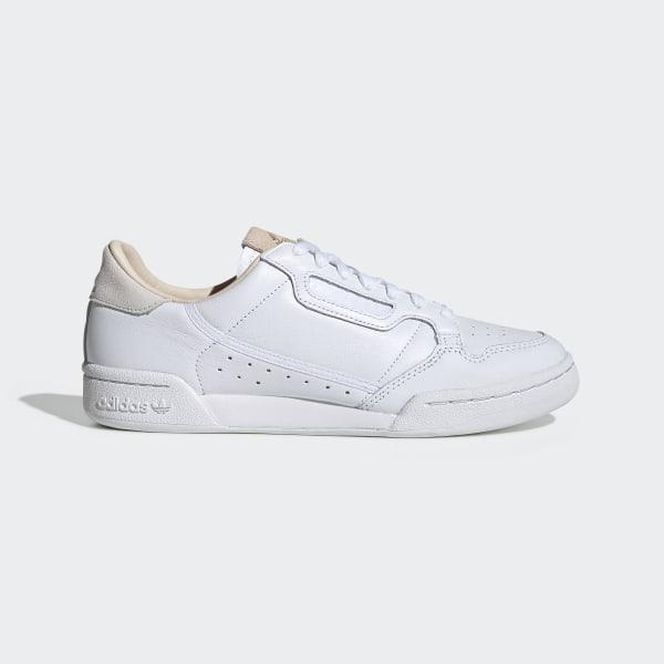 Chaussure Continental 80 Blanc adidas | adidas France