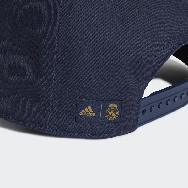nouveaux styles ef16f 80f9d Casquette Real Madrid - Bleu adidas | adidas France