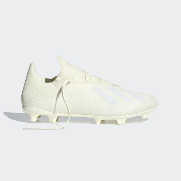 adidas X 18.3 FG Fußballschuh Weiß | adidas Deutschland