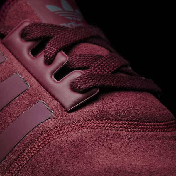 zapatillas adidas mujer granate