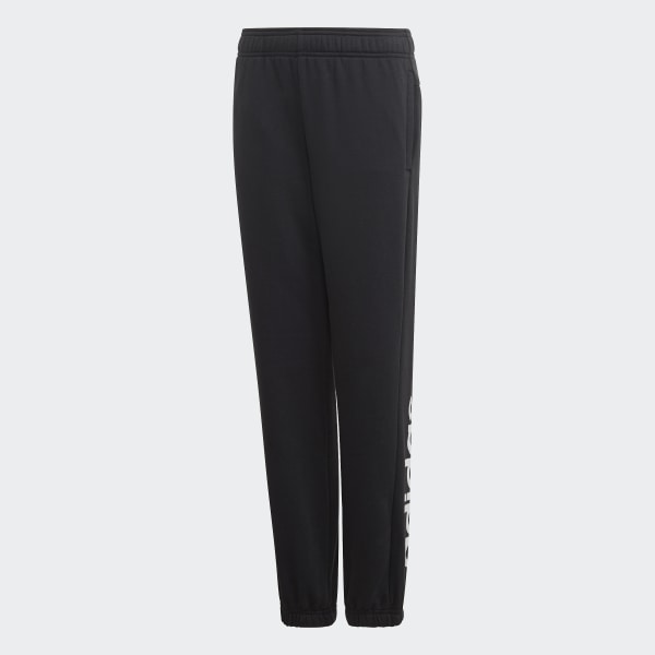 adidas Essentials Linear Hose Schwarz | adidas Switzerland