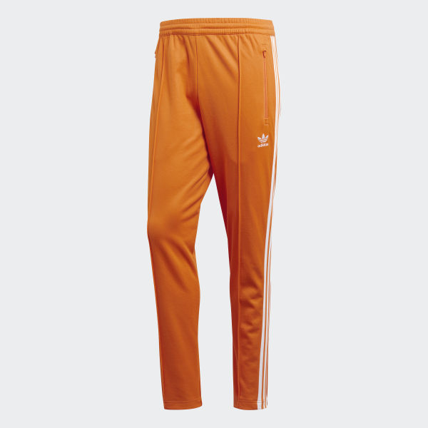 adidas BB Track Pants - Orange | adidas US
