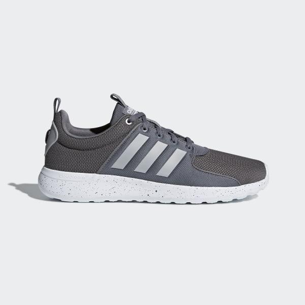 adidas Cloudfoam Lite Racer Shoes Grey | adidas UK
