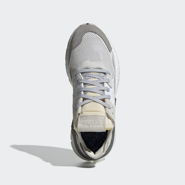 Visit Adidas Originals Nylon White Stone Trainers Men's