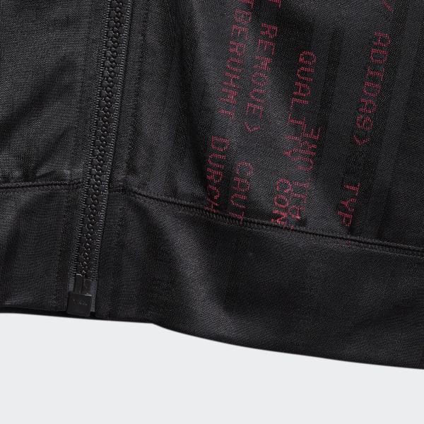 adidas Originals by Alexander Wang Crop Track Jacket Black | adidas Australia