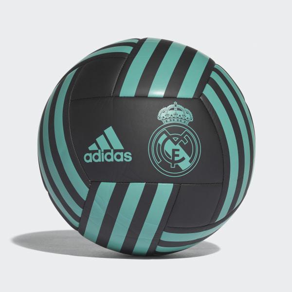 blanco y negro bal/ón de futbol Real Madrid tama/ño 5