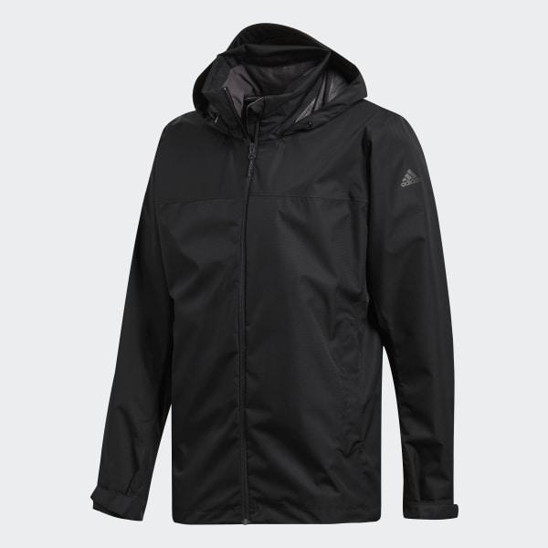 adidas Wandertag Jacket - Black | adidas UK