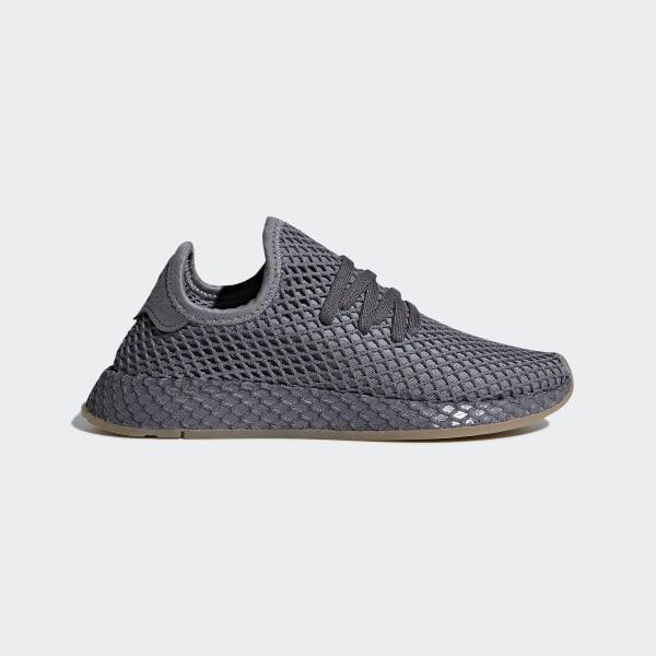 Herren Adidas Sneaker | Adidas Deerupt Runner Schuhe grau