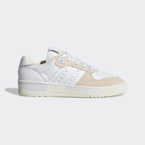 adidas Rivalry Low Shoes White   adidas UK