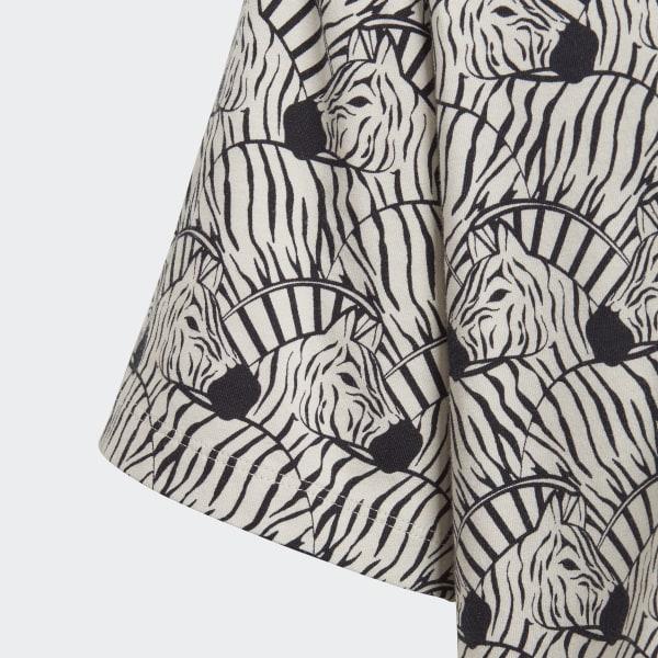 camiseta adidas zebra