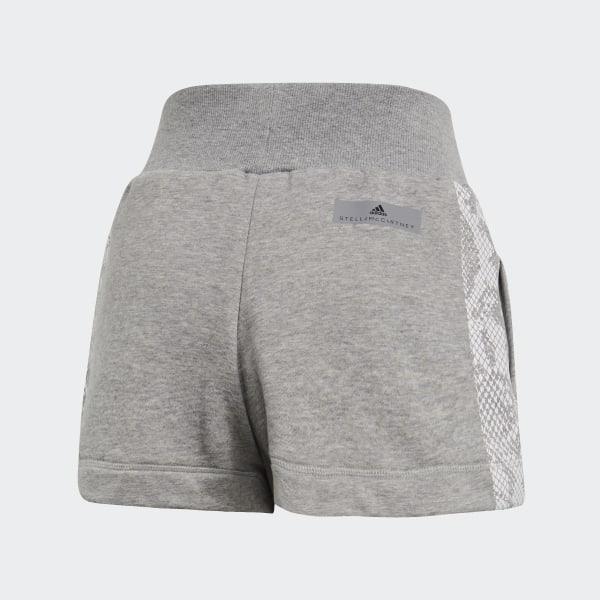catch shopping new york adidas Essentials Sweat Shorts - Grey | adidas Australia