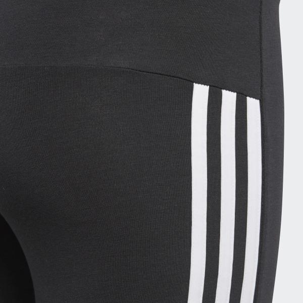 adidas Mallas Essentials 3 Rayas Negro | adidas Mexico
