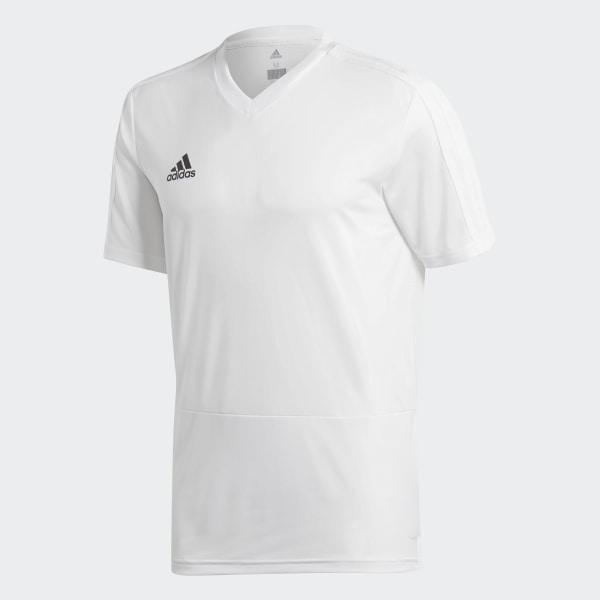 Maglia da allenamento Condivo 18 Bianco adidas   adidas Switzerland