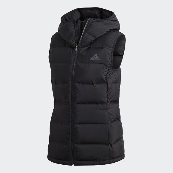 adidas Helionic Down Vest Black | adidas US
