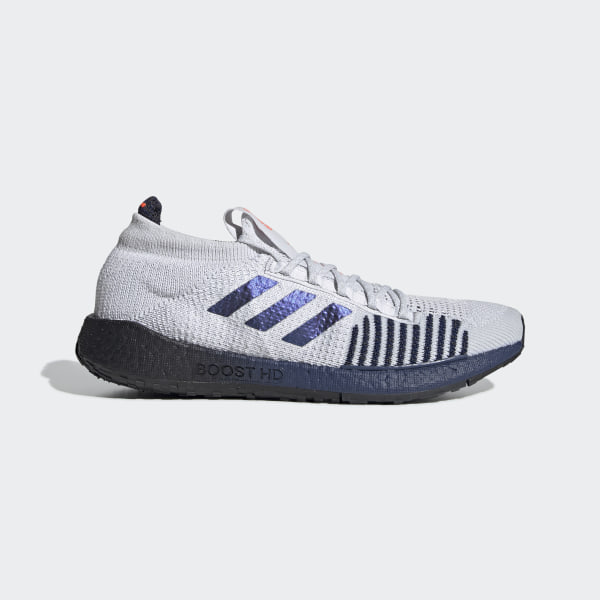 adidas shoes grey and blue, Adidas 3 Stripes Performance