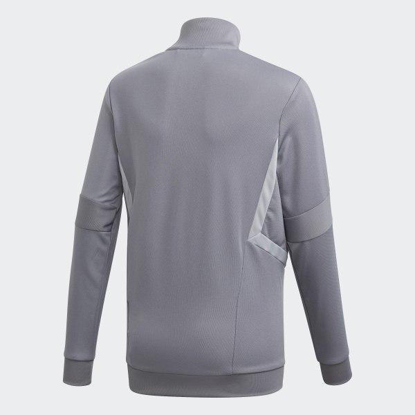 adidas Tiro 19 Training Jacket Grey | adidas US