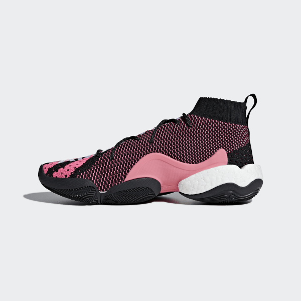 sneakers special section differently adidas Crazy BYW LVL x Pharrell Williams Shoes - Black | adidas Canada