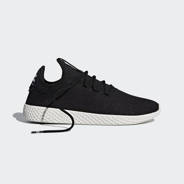 adidas pharrell black and white