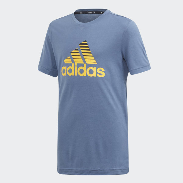 Black And Gold Adidas T Shirt