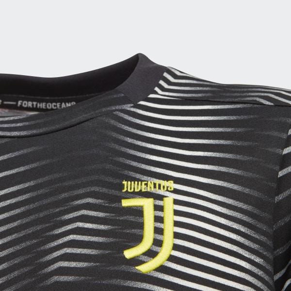 adidas Juventus Turin Home Pre Match Shirt Schwarz   adidas Deutschland