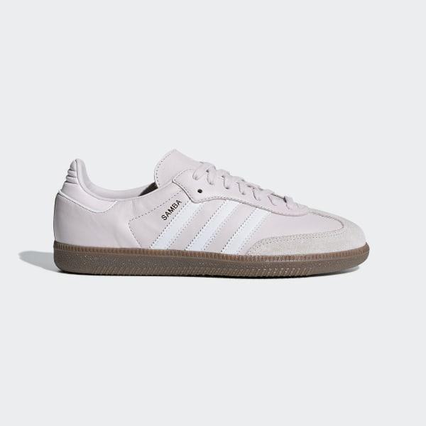 adidas Samba OG Schuh Rosa | adidas Switzerland