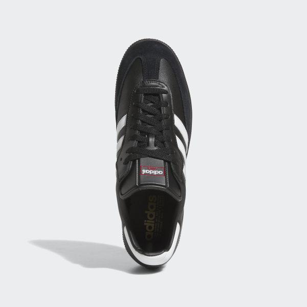 adidas Samba Leather Schuh Schwarz   adidas Deutschland