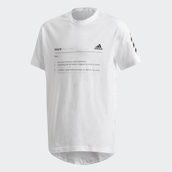 tee shirt ados fille adidas