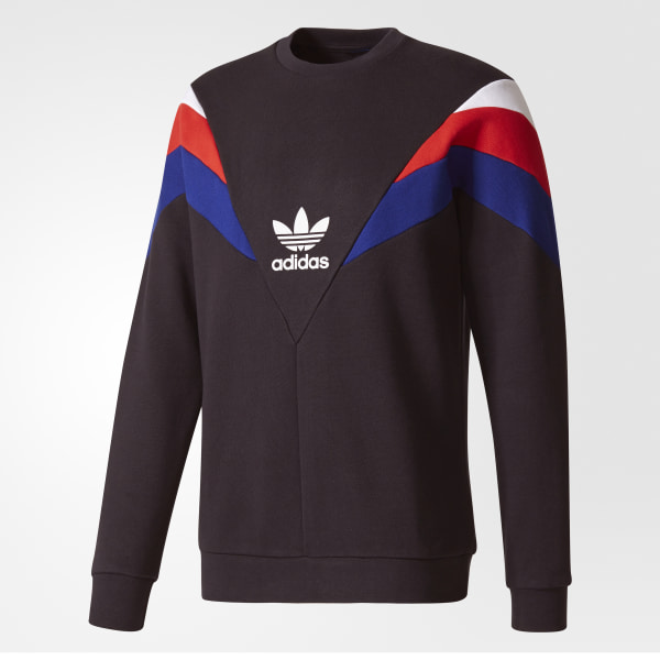 più recente b2055 f87d6 adidas Neva Crew Sweatshirt - Black   adidas US