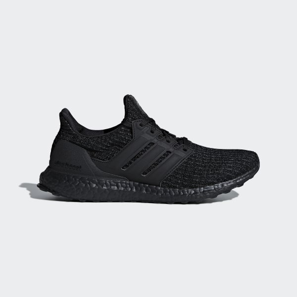 Black Adidas Energy Boost Running Shoes Mens Adidas Energy