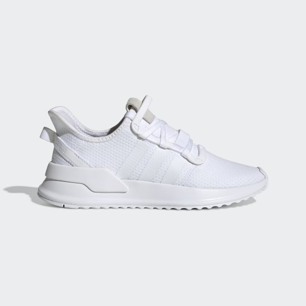 adidas Originals – U Path – Lauf Sneaker in Weiß
