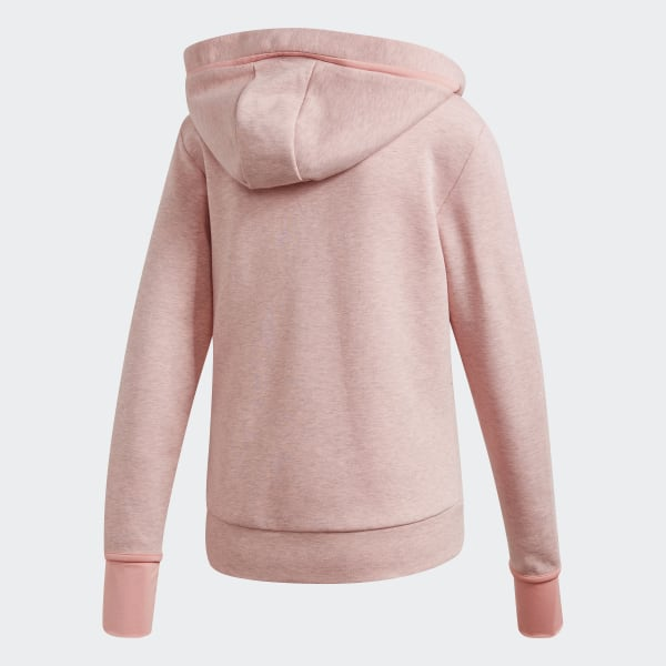 adidas Women's Must Haves Stacked Logo Hoodie