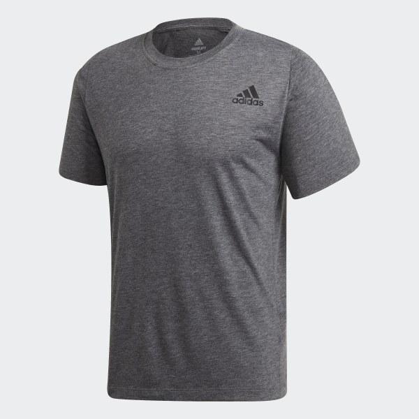 adidas FreeLift Sport Prime Gemêleerd T shirt Zwart | adidas Officiële Shop