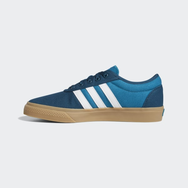 Eleganti Adidas Adi Ease Scarpa Beige Blu Uomo Vendita