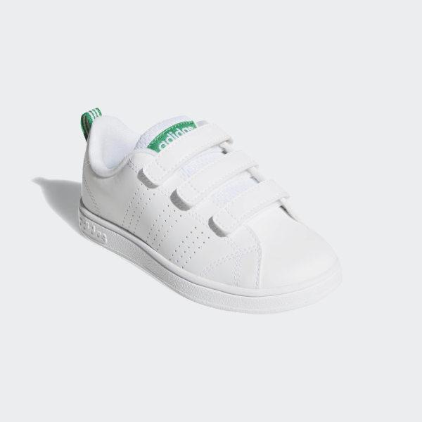 Advantage Clean Velcro Closure Sneakers