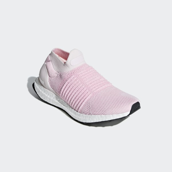 adidas Performance ULTRABOOST LACELESS Rosa Consegna